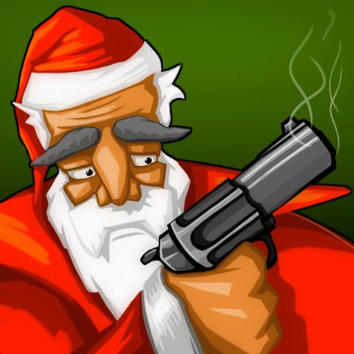 Santas Monster Shootout (Santa Mobile)