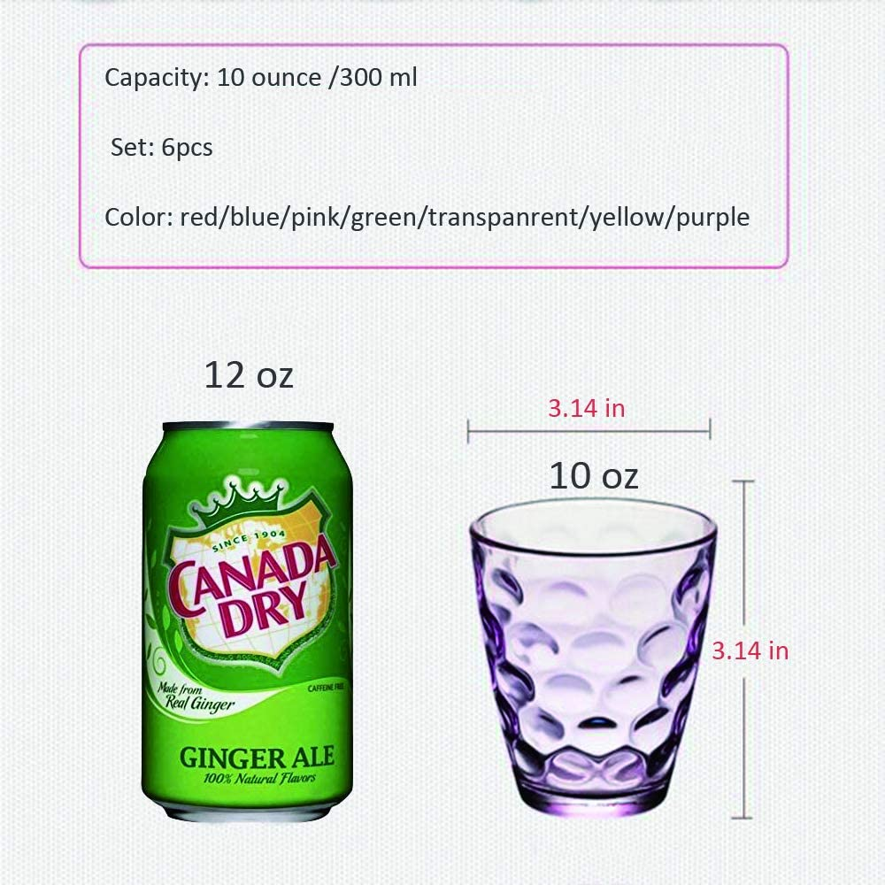 1.1 Liter 37 oz Glass Water Pitcher with Plastic Lid and 4 Cups Set Water Tumbler Clear Cups Coffee Tea Juice Wine Set of 5