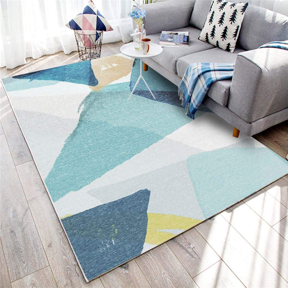 Ameublement et décoration Tapis de sol,Salon minimaliste ...