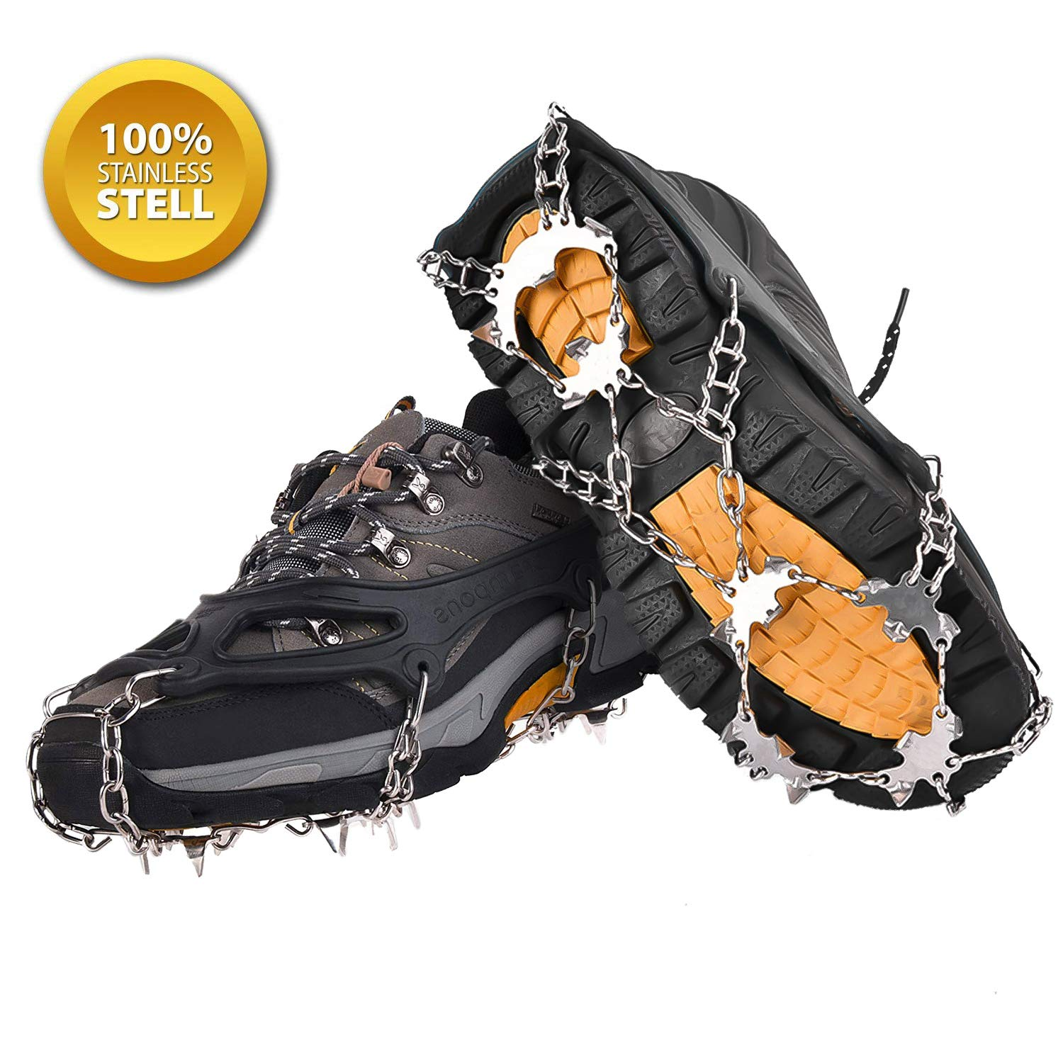 Best Rated in Shoe Ice & Snow Grips & Helpful Customer