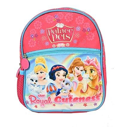 Disney Polyester 5 Ltrs Multi School Backpack  MBE WDP1354  School Bags   Sets