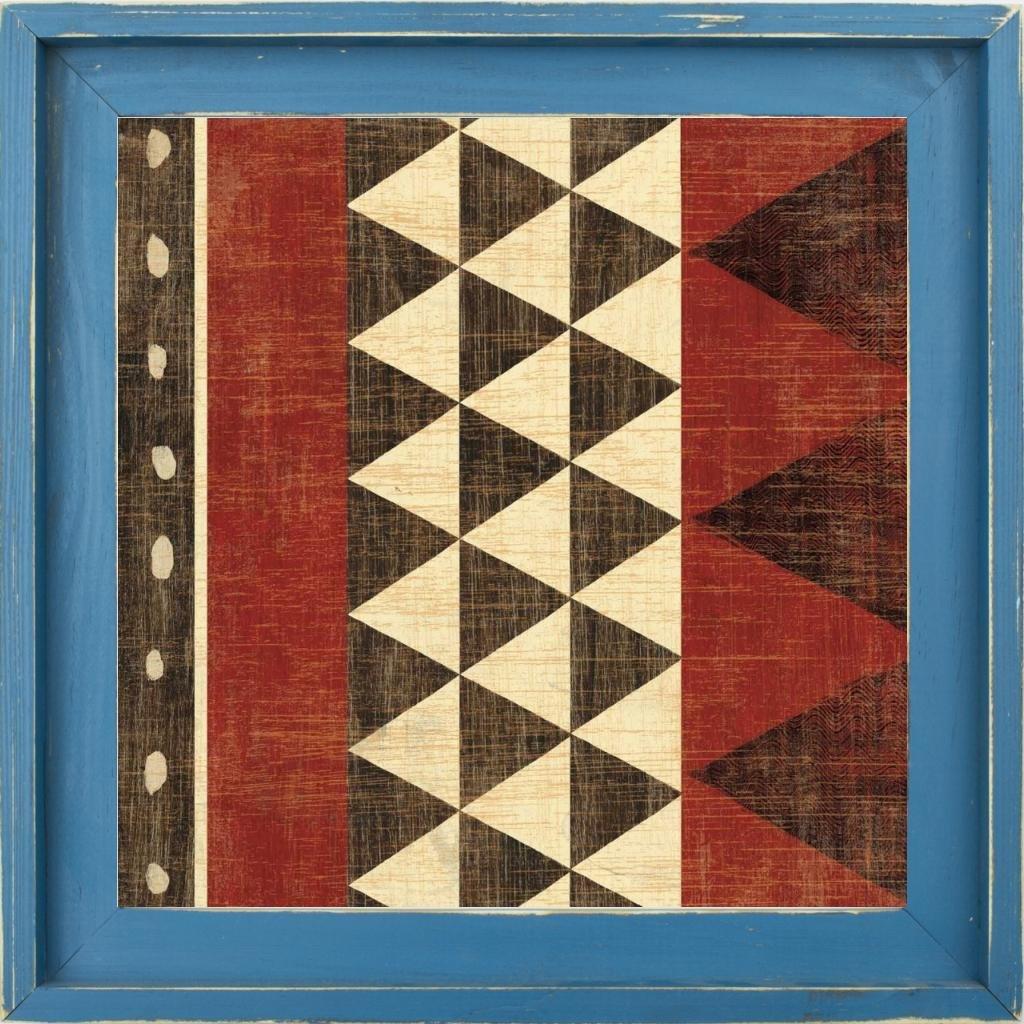 サバンナIのパターンbyハーシー、Moira : Studioブラック10054 14x14 pef-38_17219-14x14-FALAGOO 14x14 Farmhouse Distressed Lagoon B07B5MX2TS