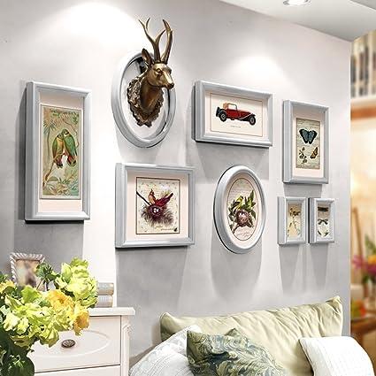 Cornice nordica foto combinazione/parete foto parete/sala da pranzo ...