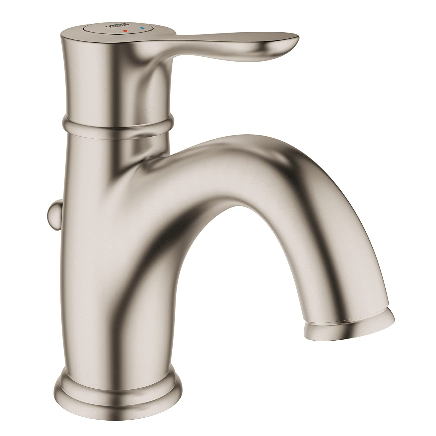 Amazon.com: Parkfield Centerset Single Handle Single Hole Bathroom Faucet    1.5 GPM: Home Improvement