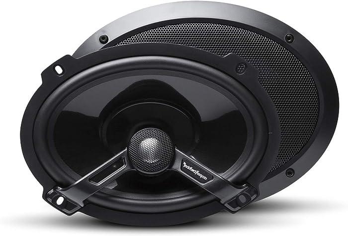 """Rockford Fosgate T1692 Power 6""""X9"""" 2-Way Full-Range Speaker (Pair)"""