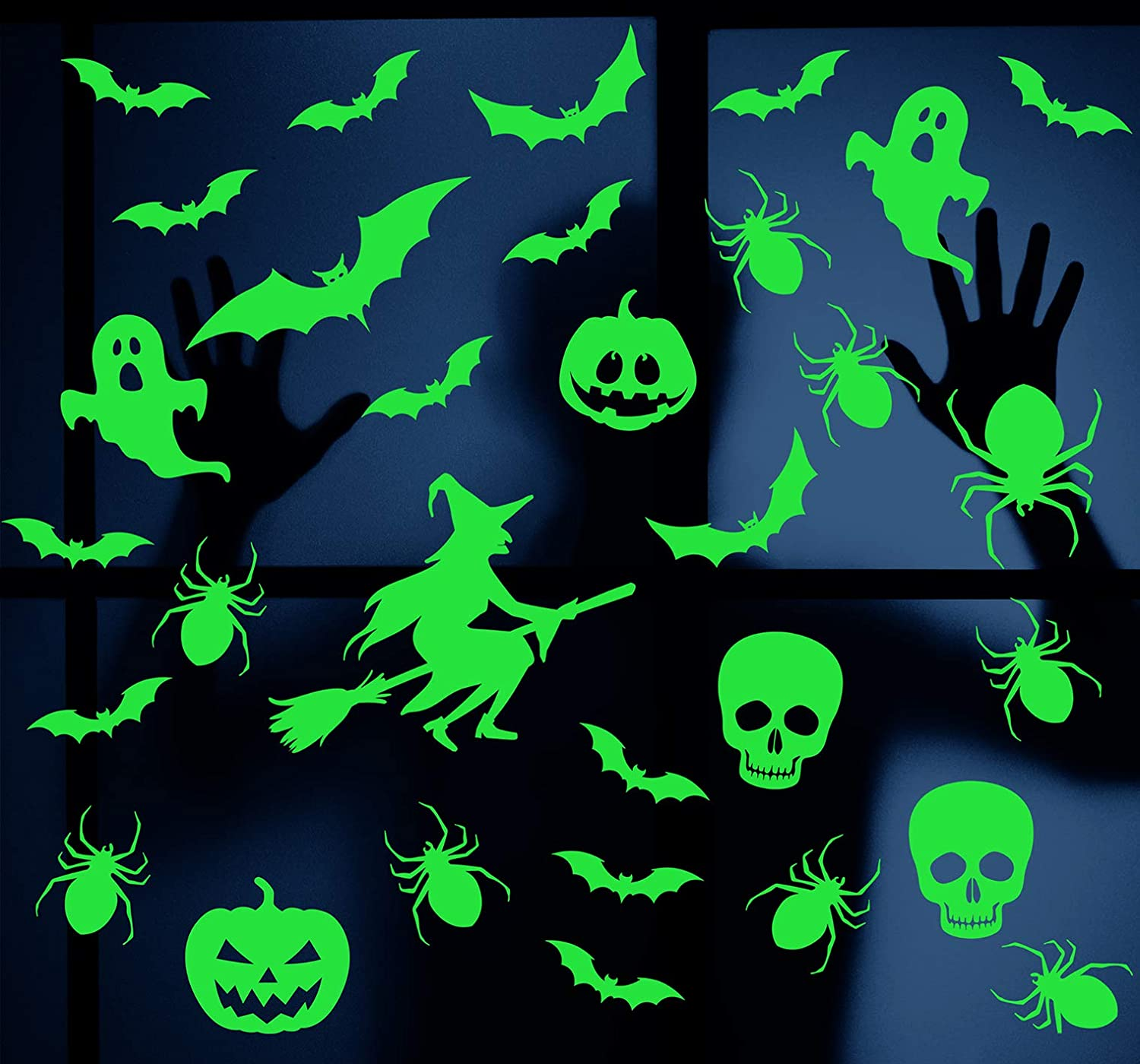 Halloween Bar Runner Multi Mat Witches Bat Purple Design Party Decoration Scary