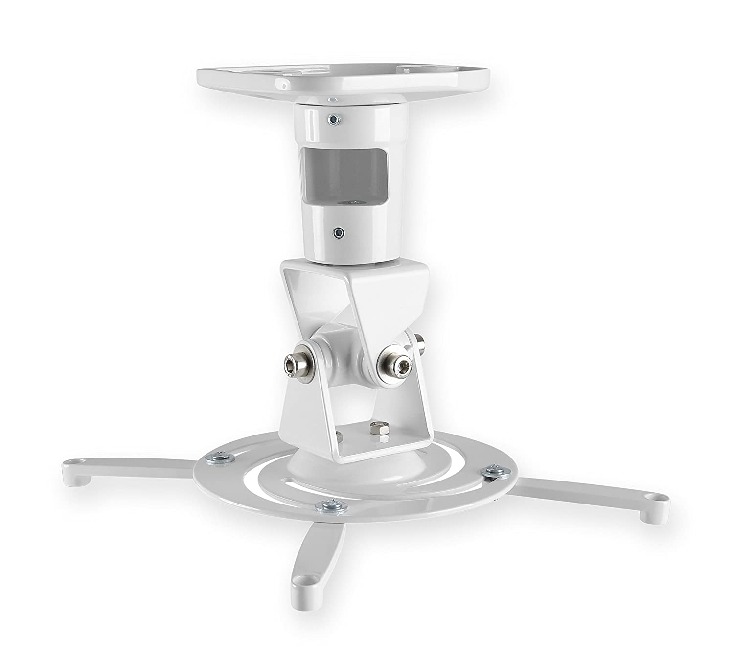 Amer Universal Ceiling Mount Projector - Silver AMRP100S