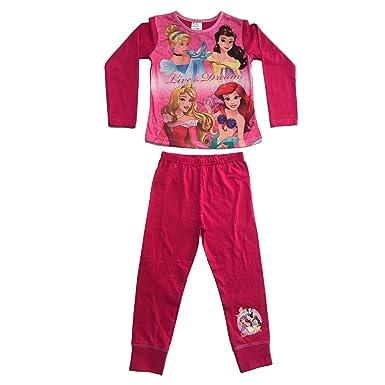 Disney Princess Live The Dream Girls Snuggle Fit Pyjamas: Amazon.es: Ropa y accesorios