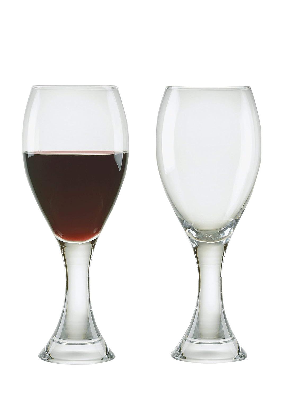 Anton Studio Designs Savoie Juego de 6 Copas de Vino Azul Oscuro