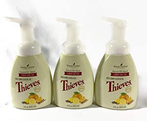 Thieves Foaming Hand Soap 3 pk of 8 fl oz. by Young Living Essential Oils