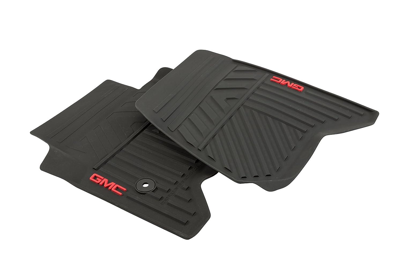 Black Coverking Custom Fit Front Floor Mats for Select Eagle Talon Models Nylon Carpet