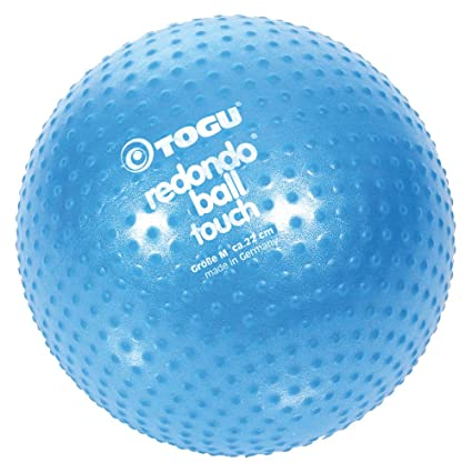 Togu 493200 Redondo Ball Touch - Pelota de Pilates y Entrenamiento