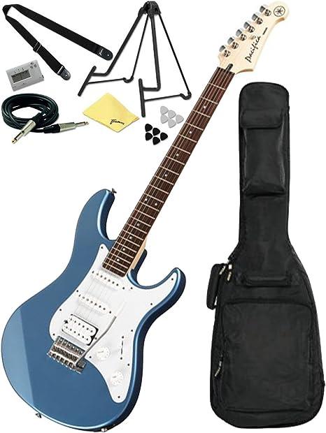 Yamaha Pacifica pac112j Guitarra Eléctrica (Lago Azul) W/Gig Bolsa ...