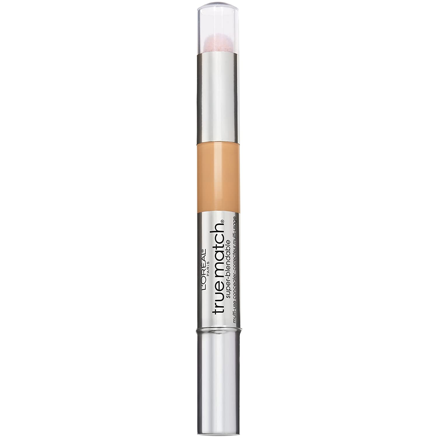 L'Oreal Paris Cosmetics True Match Super-Blendable Multi-Use Concealer Makeup, Fair C1-2, 0.05 Fluid Ounce L' Oreal - Cosmetics 071249362198
