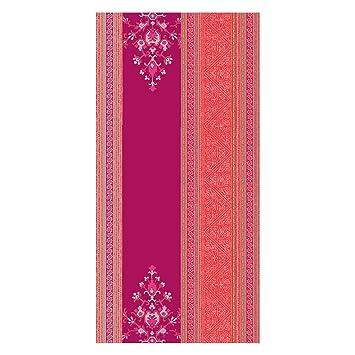 Bassetti MAIORI V1 - Toalla de Ducha (70 x 140 cm), Color Rojo: Amazon.es: Hogar