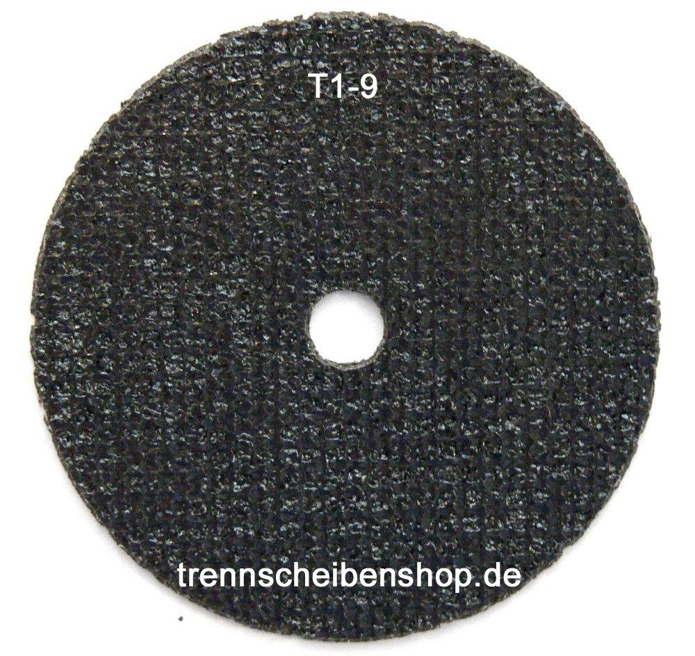 Im Trennscheibenshop 20 Stück. Trennscheibe, TTT-7_Ø 65 x 2,1 x 6,0 mm, Inox Edelstahl Eisen und sulfatfrei, Profi Scheibe, Super Premium. Sonnenflex