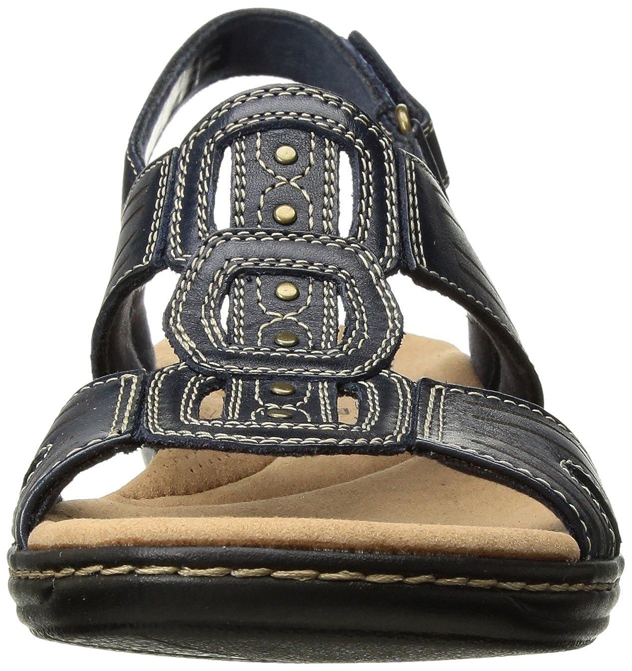 Clarks Women's Leisa Vine Vine Leisa Sandals B078BH5PTM Wedge e55f0e
