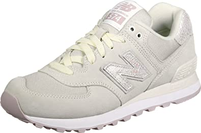 new balance wl574 mujer beige