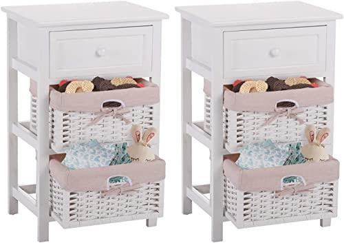 Nightstand Set of 2