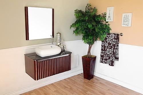 Bellaterra Home 804347 32.5-Inch Single Sink Vanity