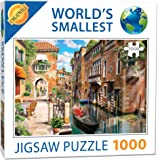 Cheatwell Games Canals Venice World's Smallest Jigsaw Puzzle