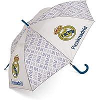 ARDITEX RM12971 Paraguas de poliéster del Real Madrid