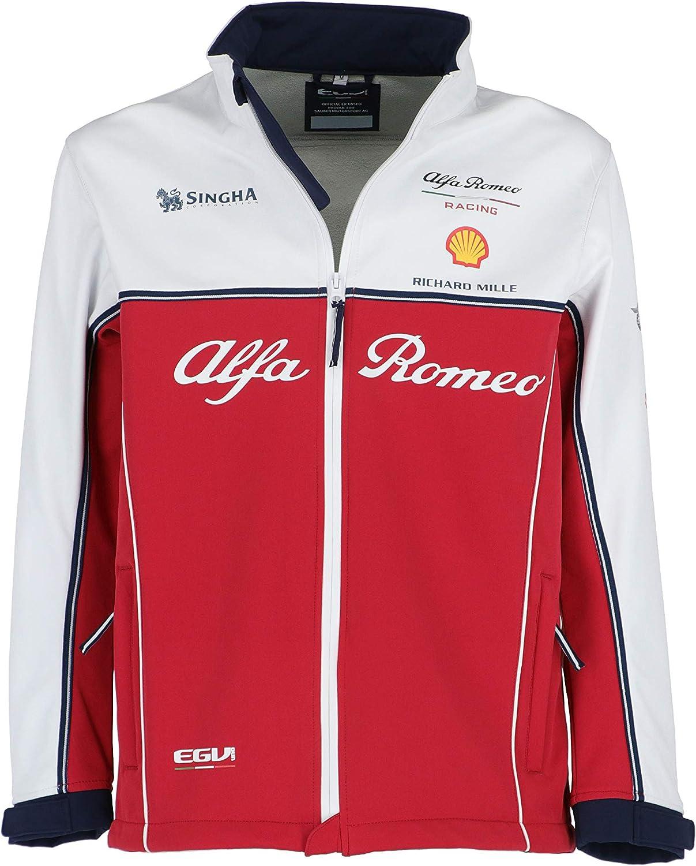 Alfa Romeo Racing F1 2019 Team Softshell - Chaqueta para Hombre ...
