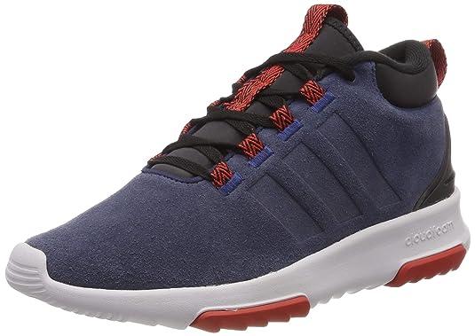adidas CF Racer Mid WTR, Zapatillas de Deporte para Hombre, Azul Maruni/Rojbas, 40 2/3 EU: Amazon.es: Zapatos y complementos