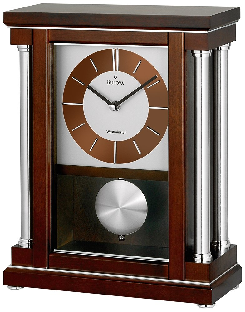 Bulova Thayer Mantel Clock