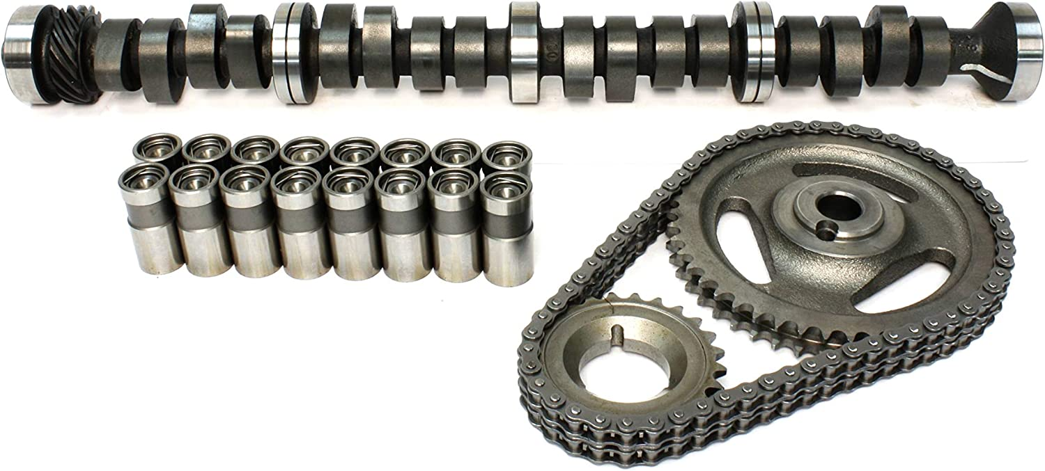 COMP Cams CL33-238-4 Xtreme Energy 218//224 Hydraulic Flat Cam and Lifter Kit for Ford 352-428