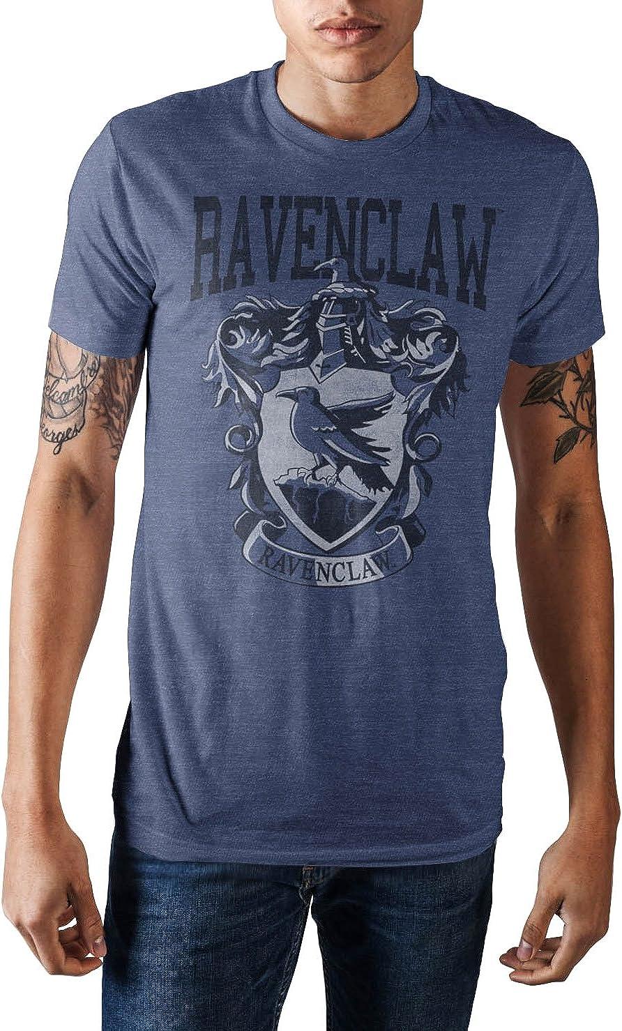 Harry Potter Hogwarts Ravenclaw House Crest Men's T-shirt