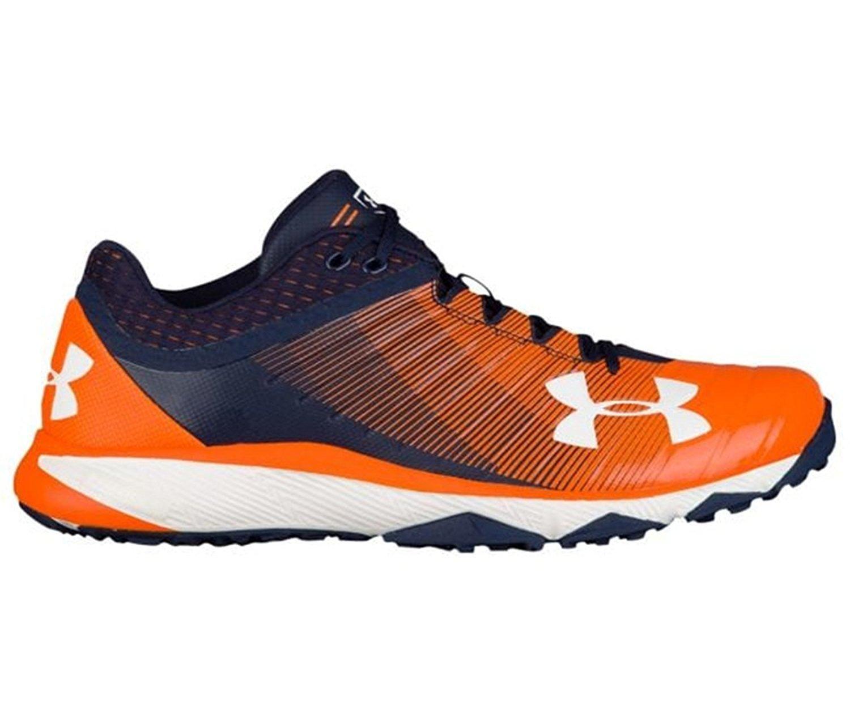Under Armour Yard Trainer 2017Midnight Navy/Team Orange(アンダーアーマー ヤード トレーナー紺 / オレンジ/野球 トレーニングシューズ) [並行輸入品] B075F21S35 29.5cm(US11.5)