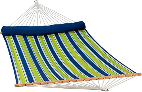 Algoma 2937DL Quilted Hammock w/Matching Pillow