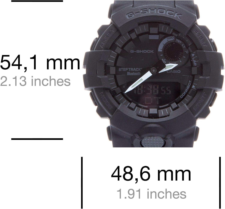 Casio G-SHOCK Reloj Digital, Contador de pasos, Sensor de ...