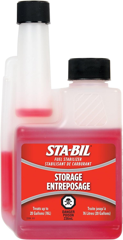 STA-BIL 22214 Fuel Stabilizer, 32-Ounce 22258 269-22244
