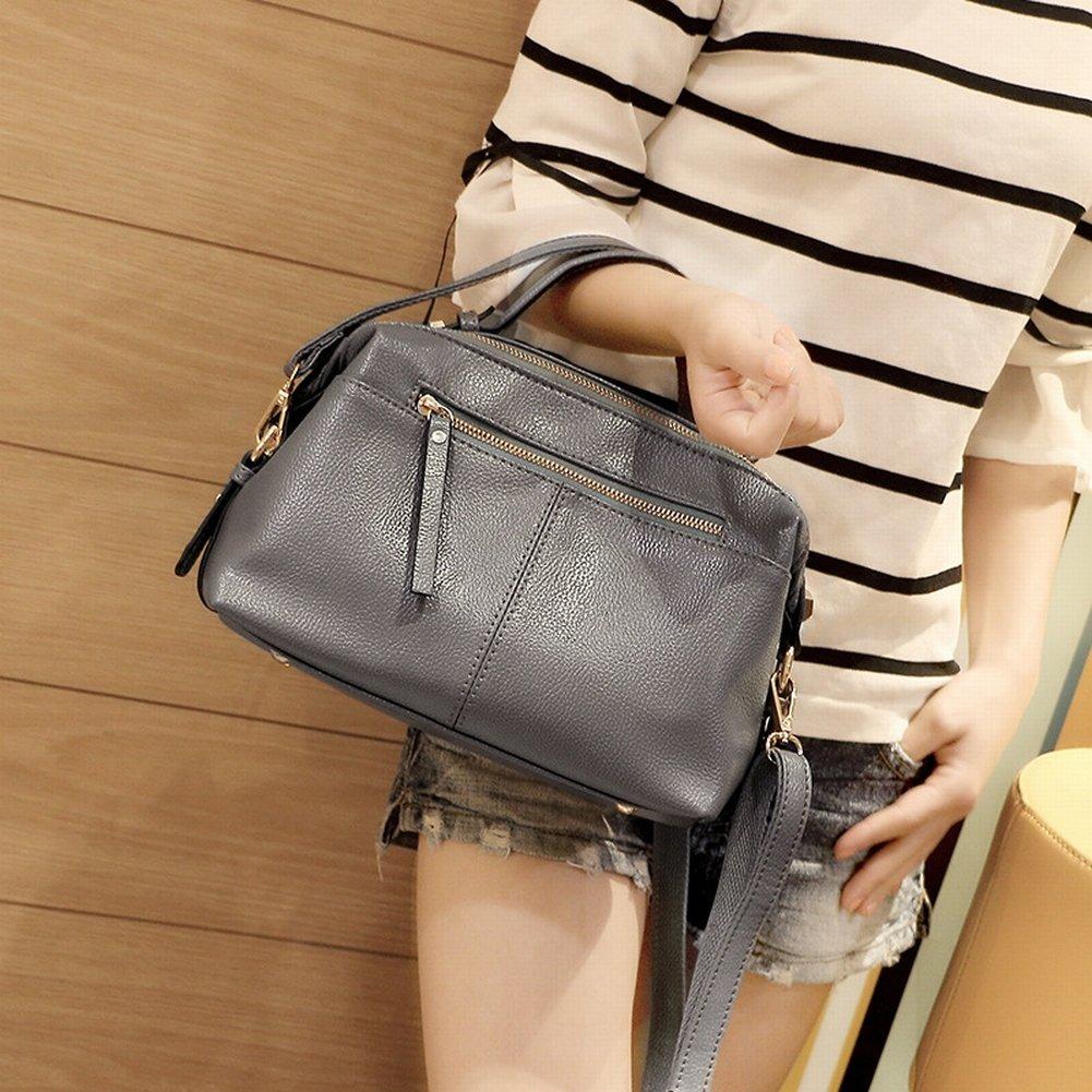 Mode Handtaschen Schulter Diagonal Handtasche Handtaschen , grau
