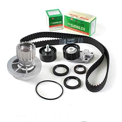 Amazon Gates Htd Timing Belt Kit Water Pump 04 08 Chevrolet