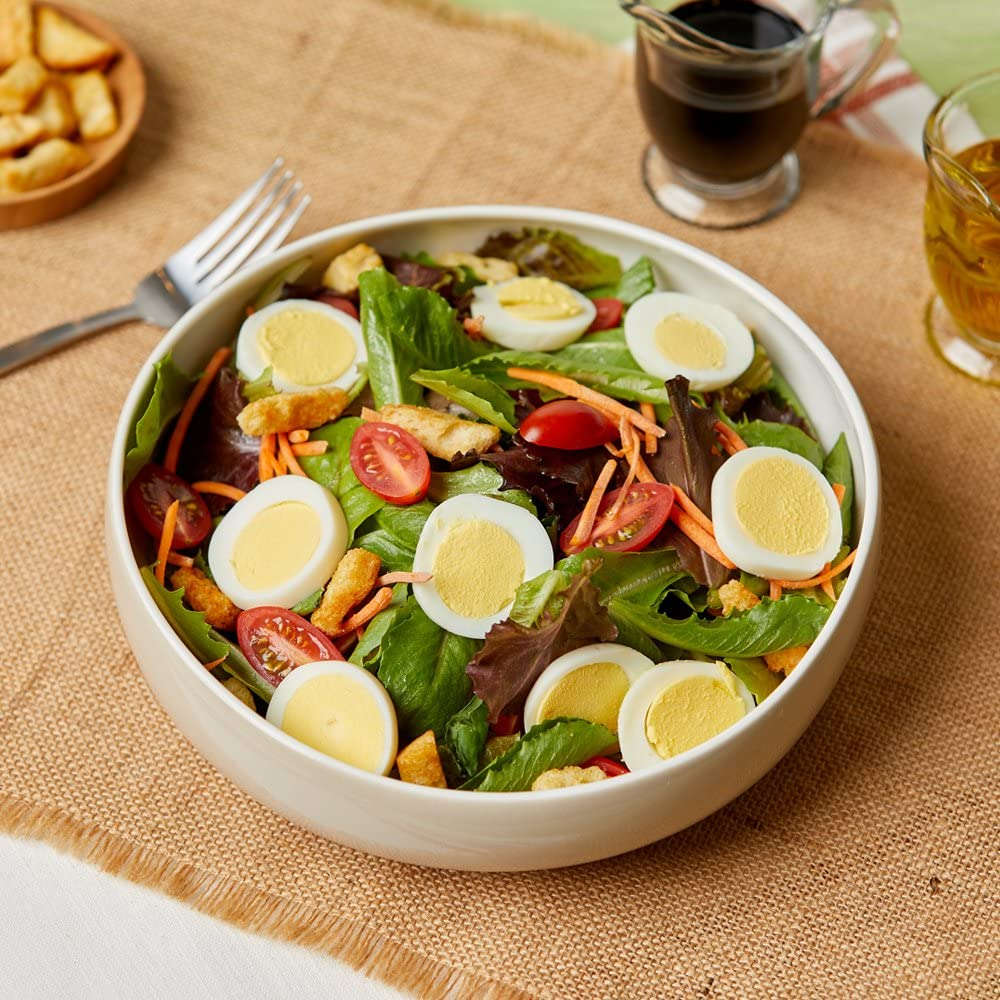 Juego de huevos eléctricos de cobre Chef – 7 o 14 huevos de capacidad. Huevos duros hervidos, huevos blanqueados, huevos rayados o Omelets Apagado ...