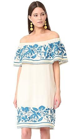 0565240832bb Scotch   Soda Maison Scotch Women s Boho Off Shoulder Embroidered Dress