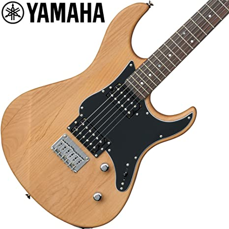 Yamaha Guitarra Eléctrica Pacifica 120h YNS: Amazon.es ...