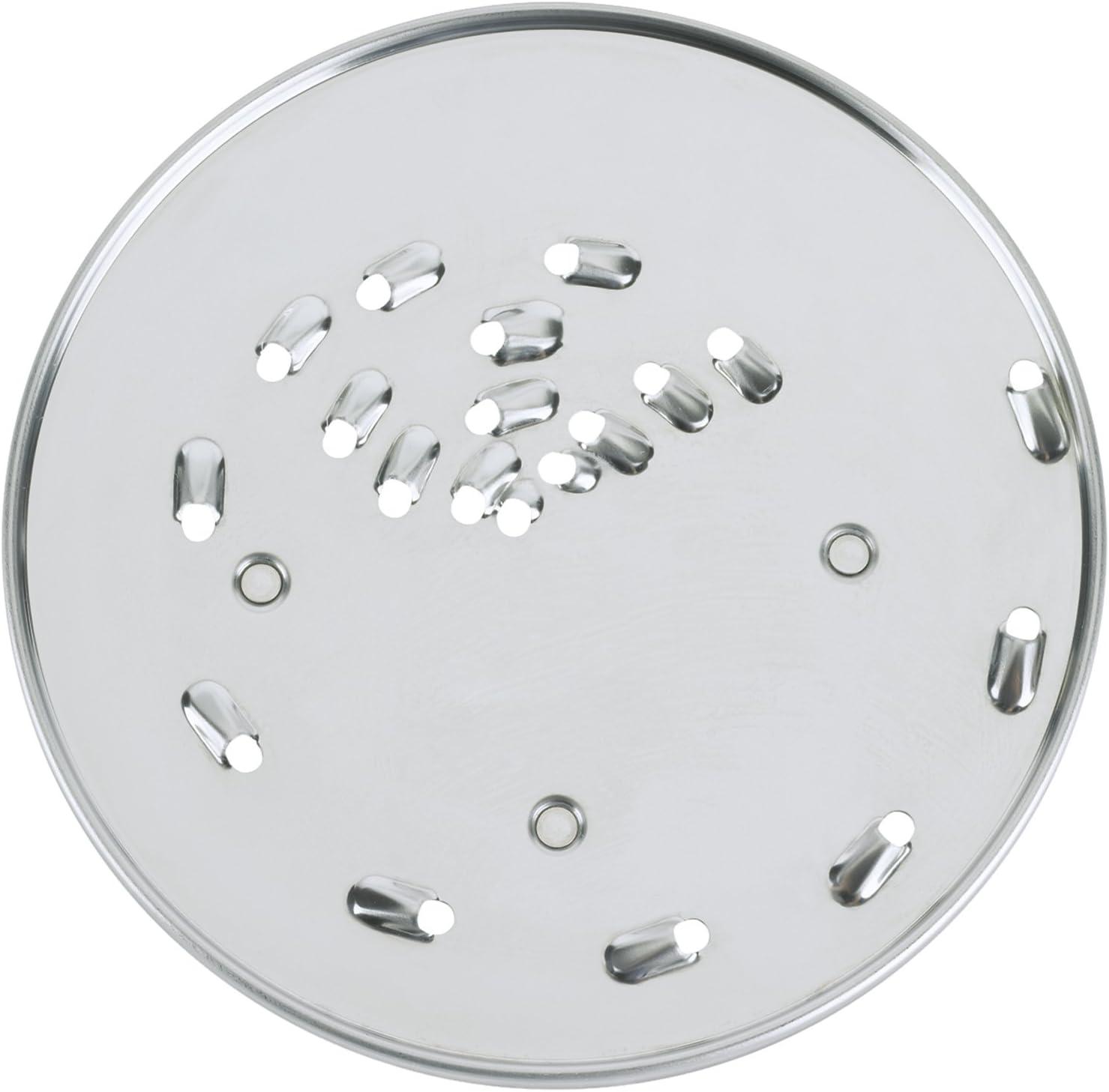 Waring Commercial WFP115 5/32-Inch Food Processor Shredding Disc, Medium,Silver