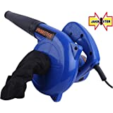 Jakmister 600 W || 80 Miles/Hour Electric Forward Curved Air Blower Dust PC Cleaner (15000RPM, Blue)