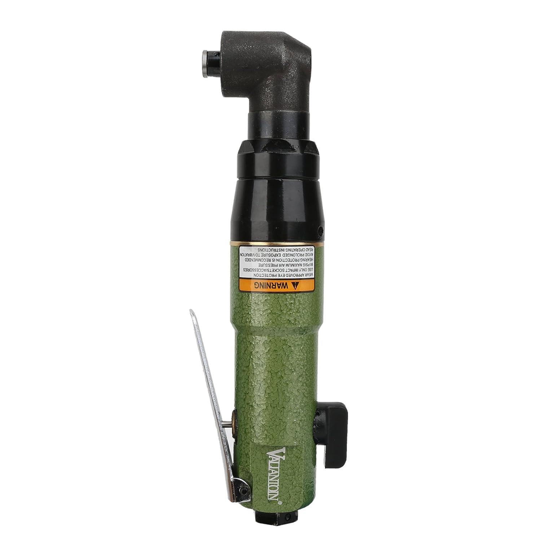 Valianto 5H-WT 1/4-Inch Industrial Pneumatic Screwdriver 9000rpm Green