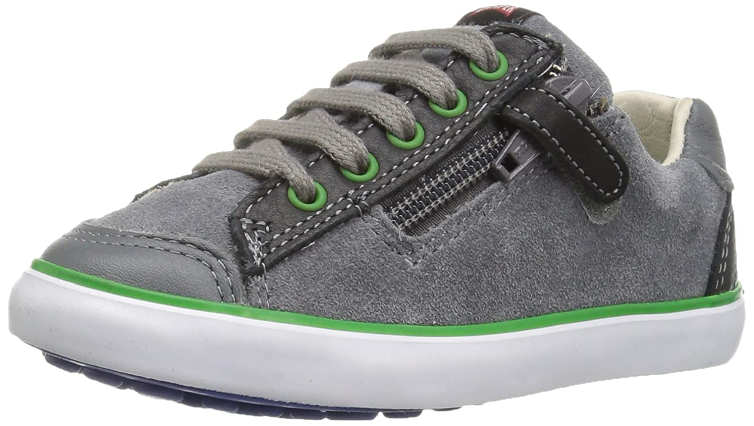 Camper Kids 80535-035 Pursuit Grey Sneaker