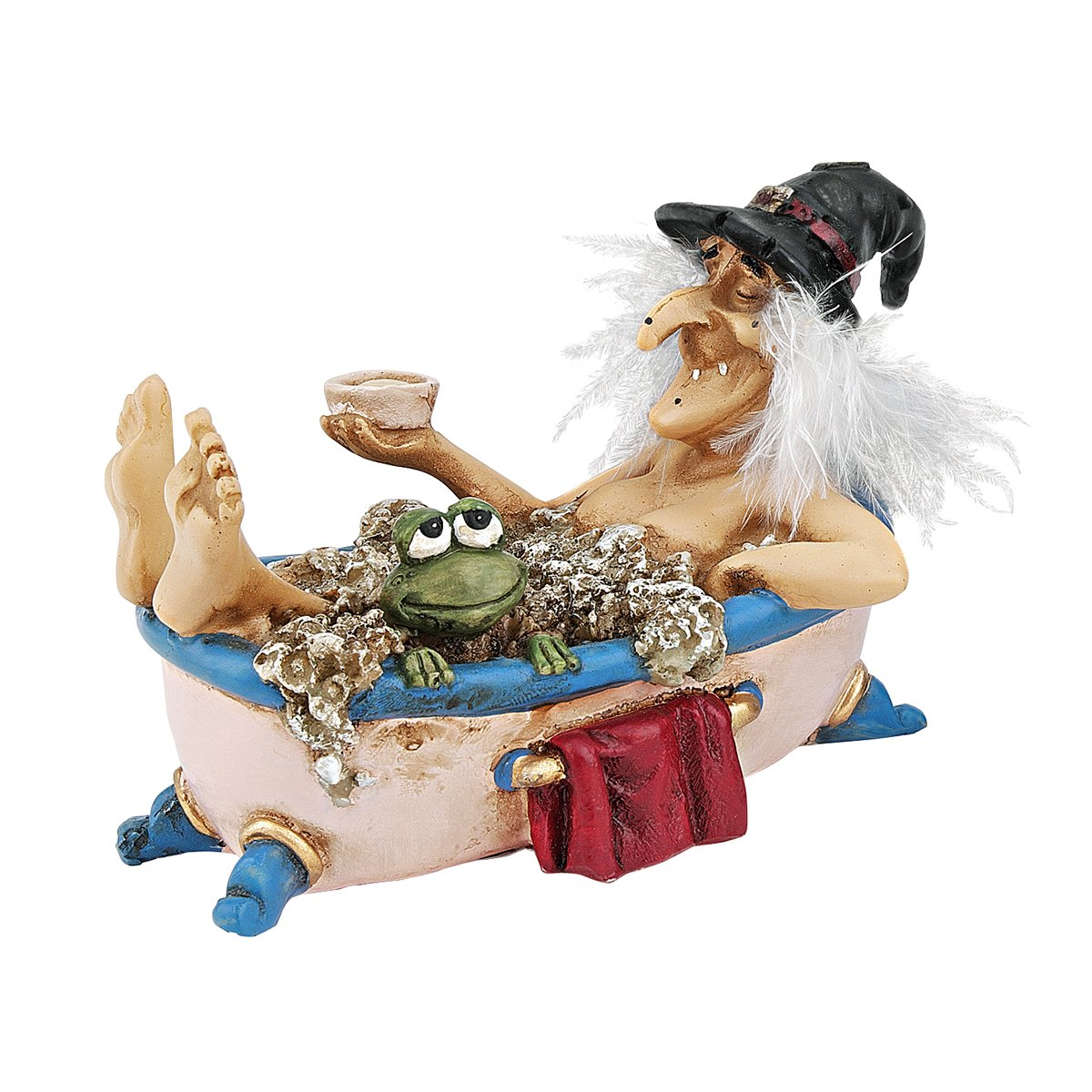 Design Toscano Bewitching Witches Statue Collection - Cauldron of Beauty QL30604-Parent