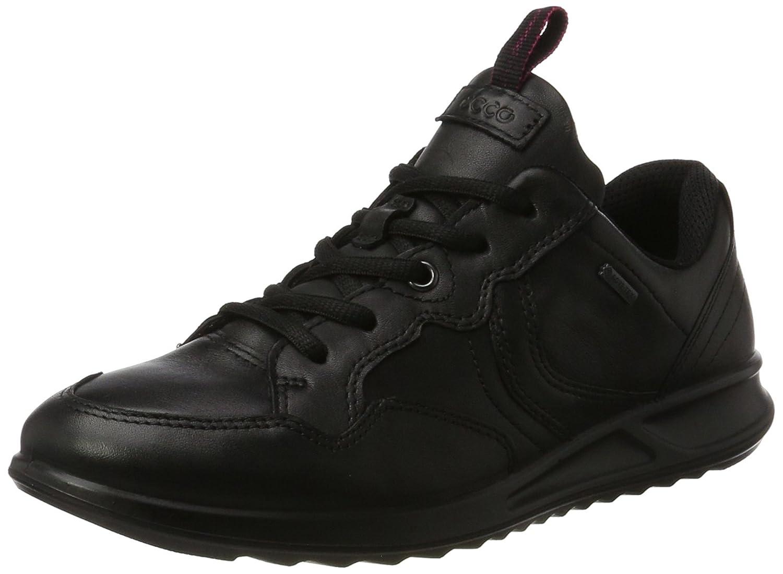 Ecco Genna, Zapatillas para Mujer 41 EU|Negro (Black)