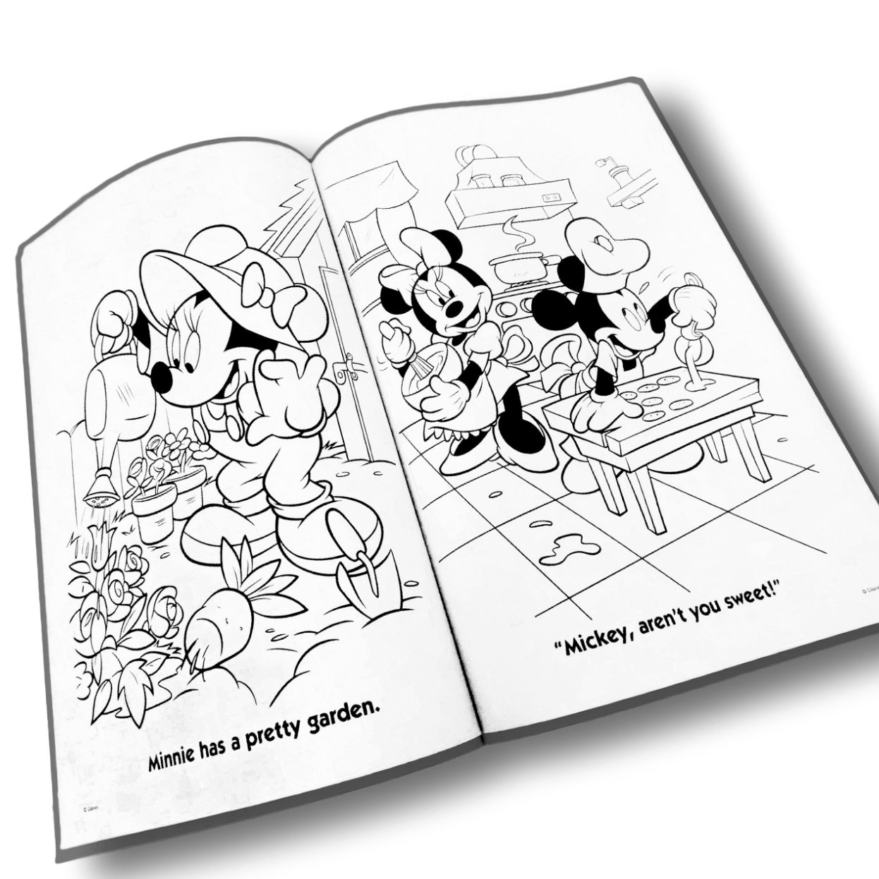 Amazoncom Mickey Mouse Coloring Book With Stickers And Markers 71wAkIYLEhL B01EI1D5US Disney Stationary