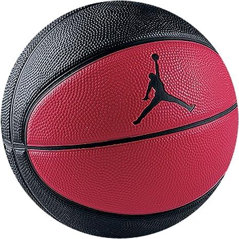 Aguanieve actualizar Vicio  Nike Michael Jordan – Basketball ball, Unisex adult, Rojo/Negro (Gym  Red/Black/Black/Black), 3: Amazon.co.uk: Sports & Outdoors