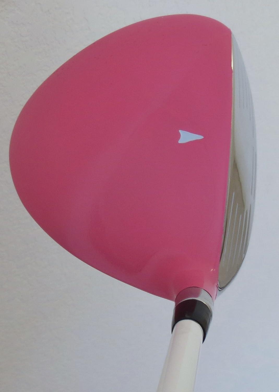 Amazon.com: Zurdos las niñas Junior Club de Golf Set con ...