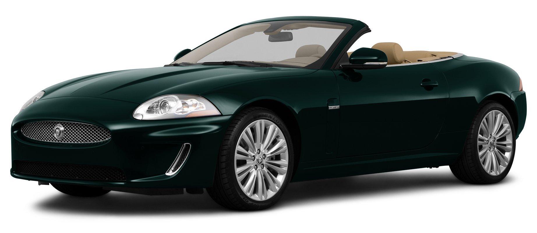 Marvelous ... 2011 Jaguar XK, 2 Door Convertible ...